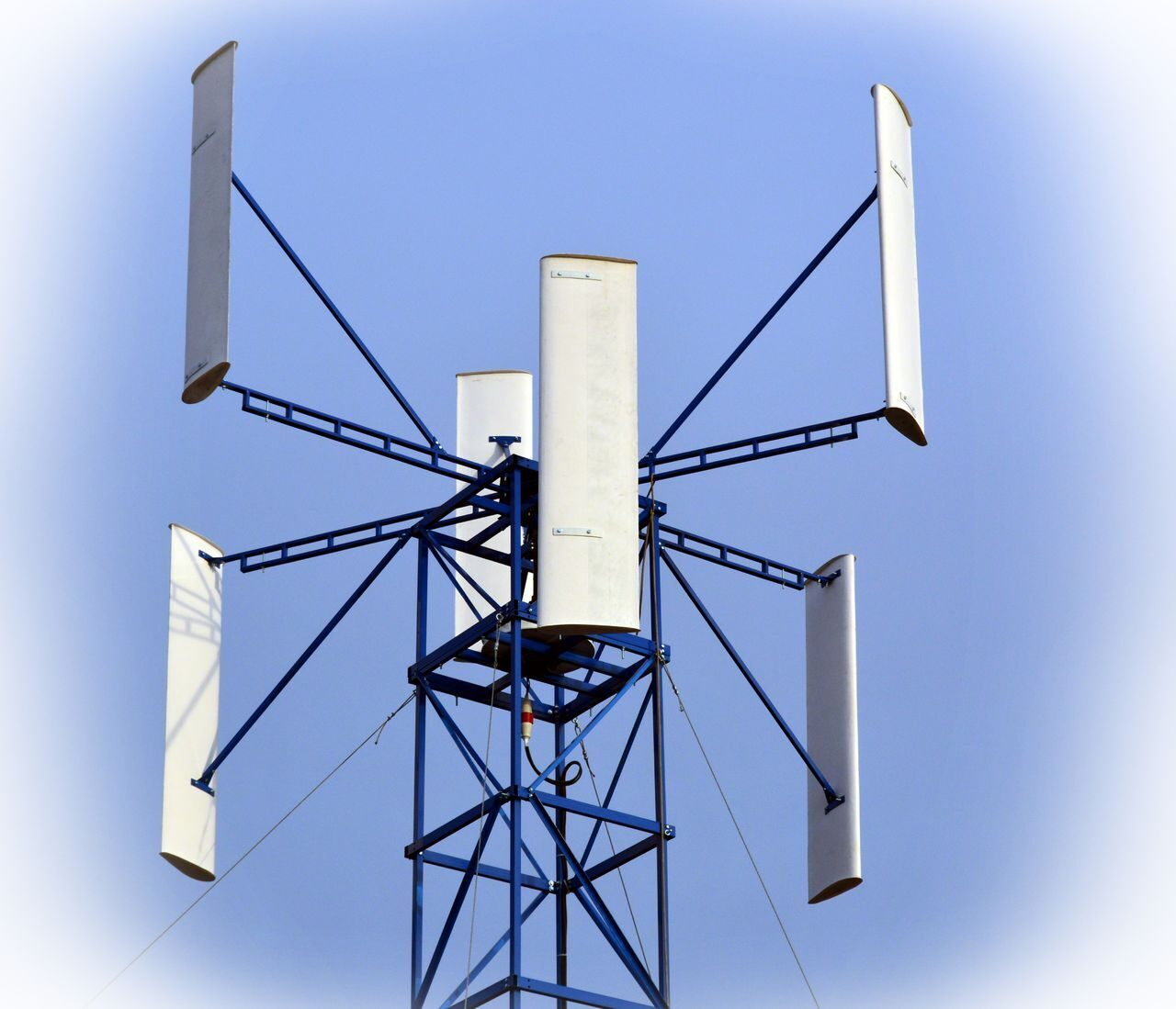 Вертикальный ветряк своими руками: процесс сборки 54